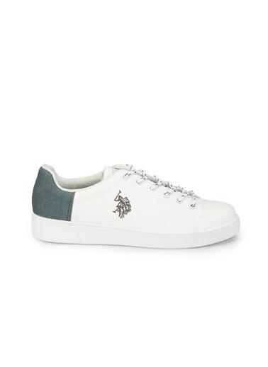U.S. Polo Assn. Ayakkabı Yeşil